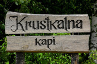 Krustakalna kapi Logo