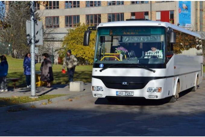 Ogres autobuss SIA Logo