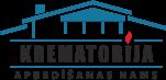 Jaunā Krematorija, Apbedīšanas nams, Atvadu zāle Rīgā Logo