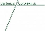 Darbnīca A Projekti SIA Логотип