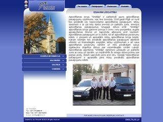 Smiltājs, apbedīšanas birojs, SIA Kasjana webpage