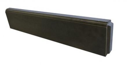 Kapu apmale, sētiņa no betona