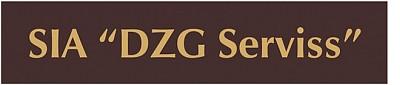 DZG Serviss SIA tulkošanas birojs Логотип